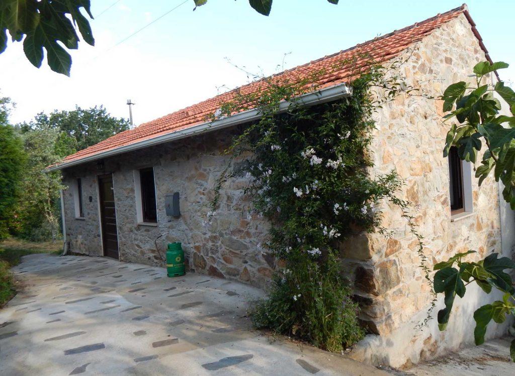 Front of Casa Helene
