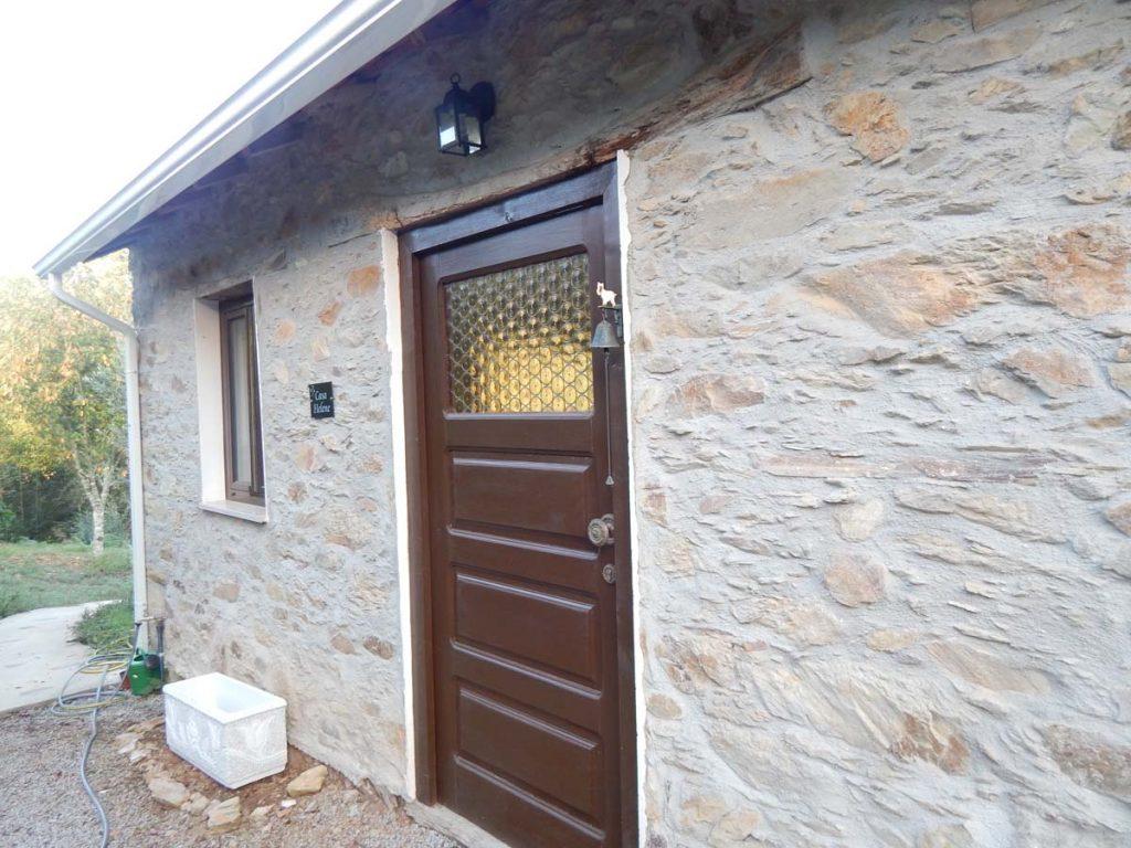 Casa Helene Front doo