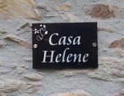 Casa Helene sign