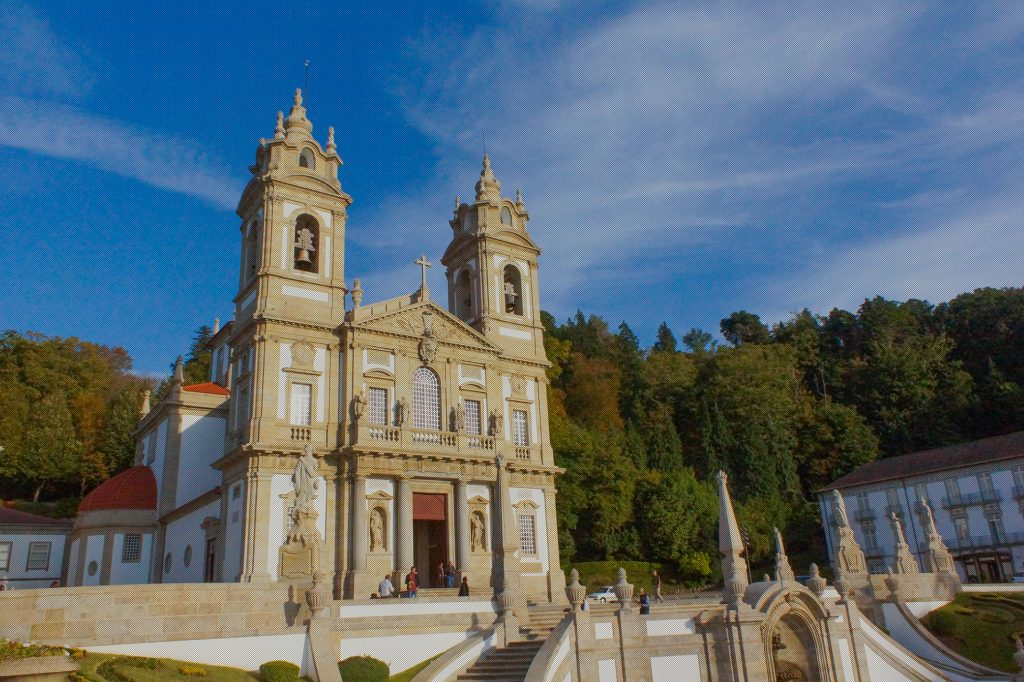 Bom Jesus Church Braga